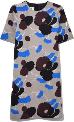 Marni Short Sleeve Dress in Cord