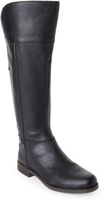 Franco Sarto Black Christine Riding Boots