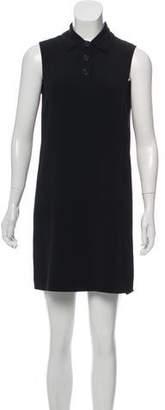 Max Mara 'S Sleeveless Mini Dress
