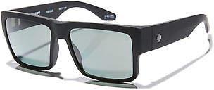 SPY New Men's Cyrus Happy Lens Polarised Sunglasses Black