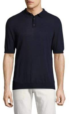 Vilebrequin Cotton Short Sleeve Polo