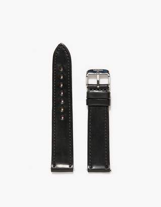 Co Weiss Watch Horween Shell Cordovan Strap