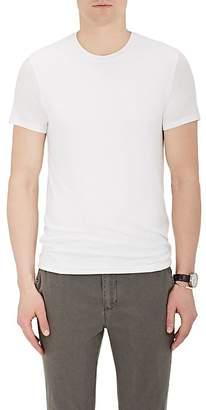 ATM Anthony Thomas Melillo Men's Ribbed Jersey Crewneck T-Shirt