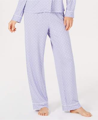 Charter Club Plus Size Knit Pajama Pants