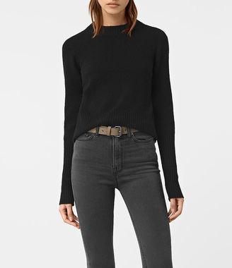 Alpha Crew Neck Sweater $230 thestylecure.com