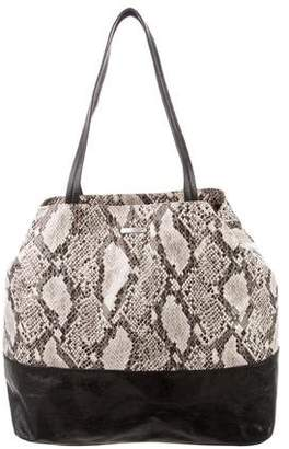 Rebecca Minkoff Animal Print Tote Bag