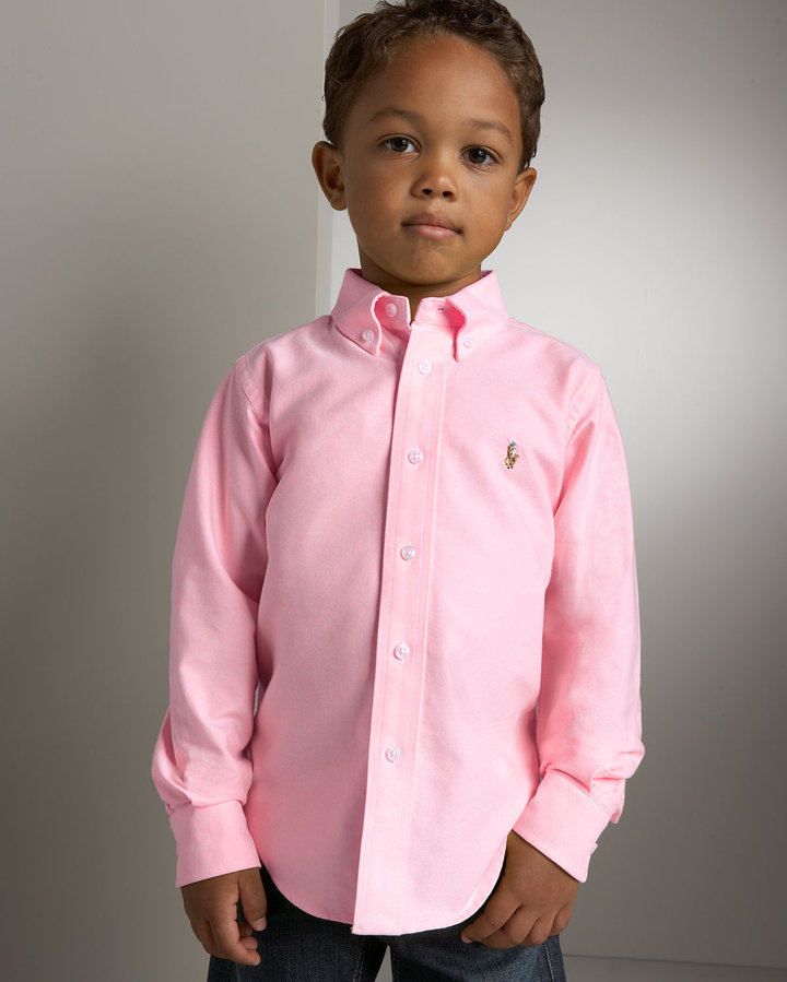 Ralph Lauren Childrenswear Oxford Shirt