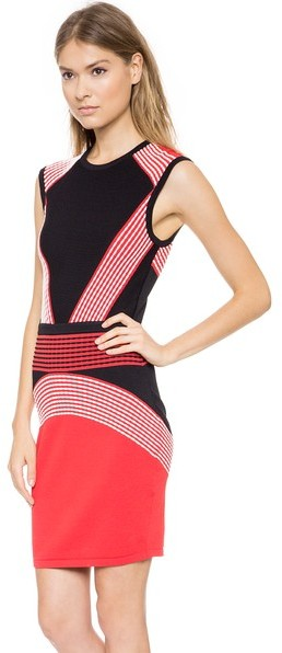 Ohne Titel Stripe Tank Dress