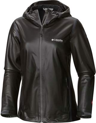Columbia Titanium Outdry EX Stretch Hooded Shell Jacket - Women's