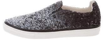 Maison Margiela Sequin Slip-On Sneakers