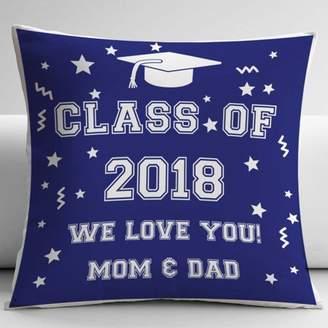 MonogramOnline Custom Graduate Class Of Decorative Cushion Cover