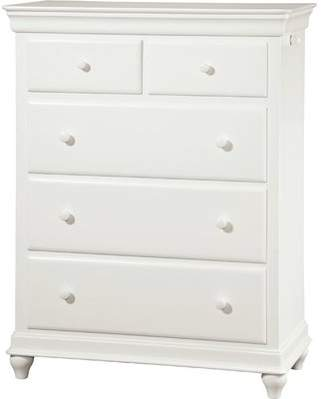Harriet Bee Daniel Modern 5-Drawer Chest