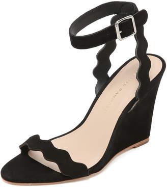 Loeffler Randall Piper Wedge Sandals