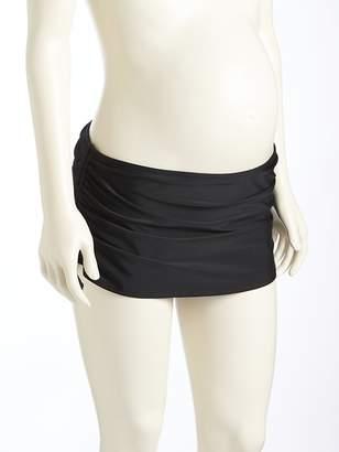 Old Navy Maternity Side-Tie Swim Skirt