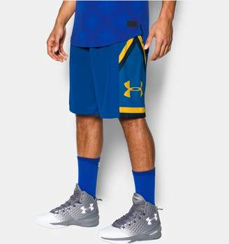 Under Armour Men's UA Space the Floor Shorts