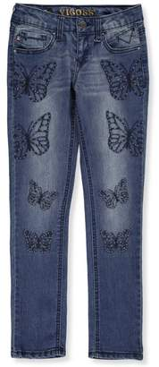 Vigoss Big Girls' Skinny Jeans