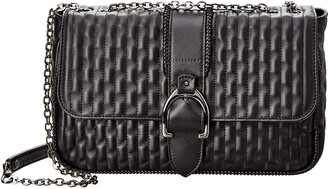 Longchamp Amazone Leather Crossbody