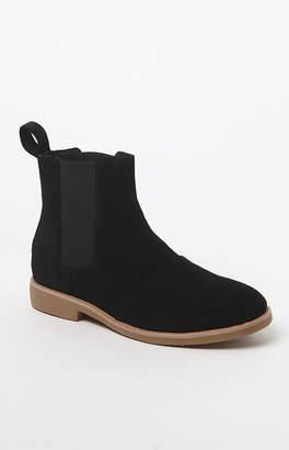 New Balance Foundation Footwear Pastor Black Chelsea Boots