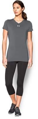 Under Armour Women's UA Power Alley Short Sleeve Jersey