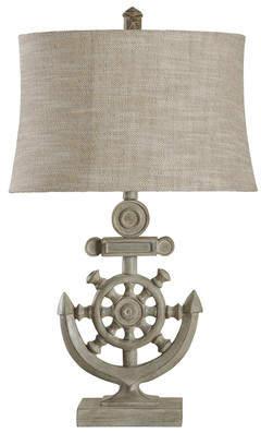 Beachcrest Home Samana Nautical 29 Table Lamp