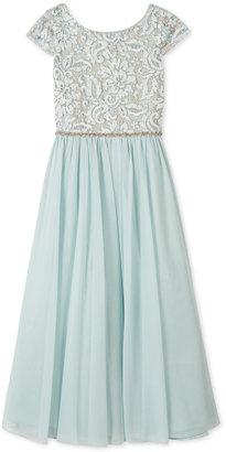 Speechless Floral Maxi Dress, Big Girls (7-16) $94 thestylecure.com