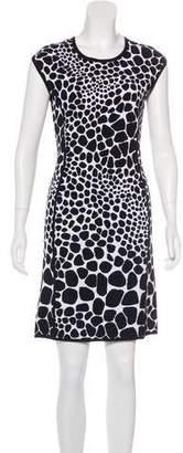 Michael Kors Knit Knee-Length Dress