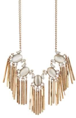 Natasha Accessories Stone Sticks Necklace