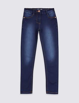 Marks and Spencer Cotton Rich Super Skinny Jeans (3-16 Years)