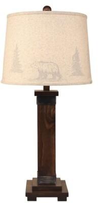"""Millwood Pines Natalie Mission 32"""" Table Lamp Millwood Pines"""