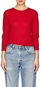 RE/DONE Women's Wool-Cashmere Sweater-Red