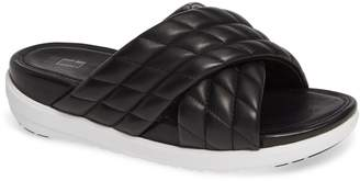 FitFlop Loosh Luxe Slide Sandal