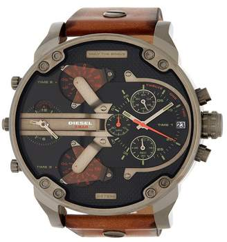 Diesel Men's Mr. Daddy Quartz Chronograph Watch, 57mm