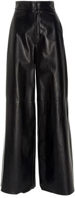 Rosalie Leather Pants