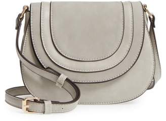 Sole Society Bryson Faux Leather Crossbody Bag