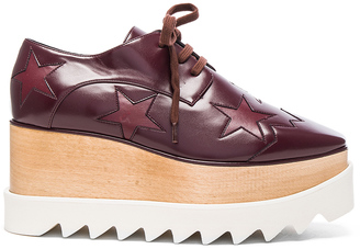 Stella McCartney Elyse Star Platform Shoes $1,100 thestylecure.com