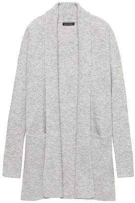 Banana Republic Aire Long Cardigan Sweater
