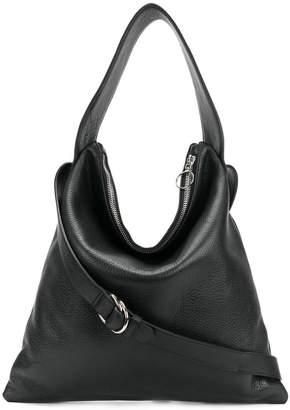 No/An slouchy shoulder bag