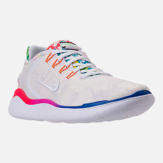 Nike Women's Free RN 2018 T-Shirt Running Shoes