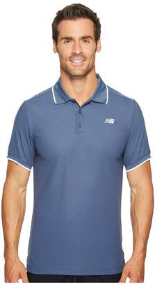 New Balance Challenger Classic Polo Men's Short Sleeve Pullover