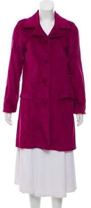 Missoni Velvet Notch-Lapel Jacket
