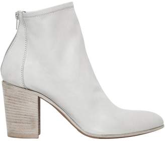 Strategia 70mm Leather Ankle Boots