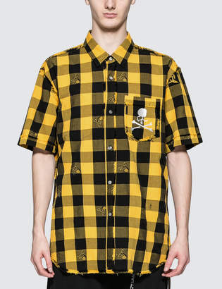 Mastermind World S/S Pocket Shirt