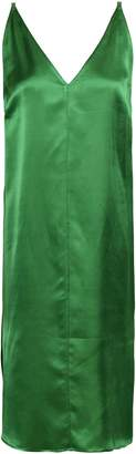 Robert Rodriguez Satin Dress