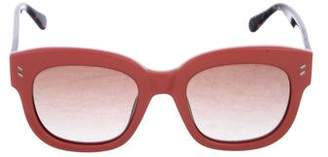 Stella McCartney Gradient Square Sunglasses