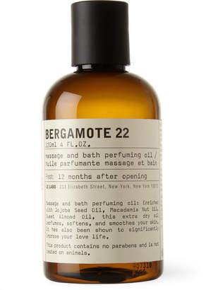 Le Labo (ルラボ) - Le Labo - Bergamote 22 Body Oil, 120ml