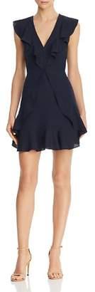 BCBGMAXAZRIA Ruffled Mini Dress - 100% Exclusive