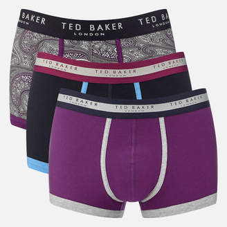 Ted Baker Men's Geena 3 Pack Boxer Shorts