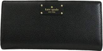Kate Spade Large Stacy Grove Street Leather Wallet
