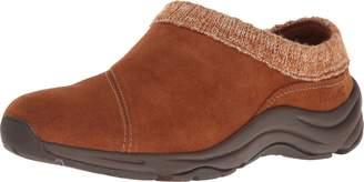 Vionic Women's Clogs Action Arbor Shoes Knit Collar Shoes (8, Wide)