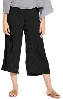 Michael Stars Double Gauze Wide Leg Pants
